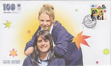Canada 2010 #2402 FDC - Girl Guides of Canada - Value: $3.10