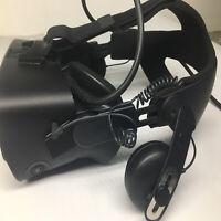 Headband FrankenRift Adapter for Oculus Rift-S to Vive Deluxe Audio Strap Black