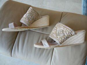 Django & Juliette ladies casual sandals Size 40