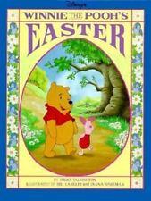 Winnie the Pooh's Easter by Bruce Talkington/Disney c1993, VGC Hardcover