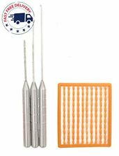 New listing Mimilure 4 in 1 Carp Fishing Baiting Rig Tool Set Fishing Rigging Needle Swinger