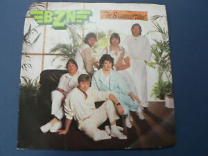 EP 7 INCH SINGLE BZN THE SUMMERTIME , THERE'S NO NEED FOR DENVING MERCURY 1985