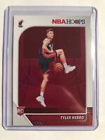 Tyler Herro 2019-20 Panini NBA Hoops Basketball RC #210 Miami Heat, Kentucky