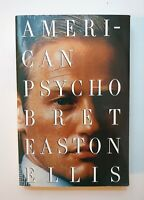 1991 First Edition AMERICAN PSYCHO By Bret Easton Ellis Paperback