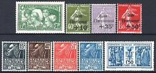 FRANCE ANNEE COMPLETE 1931 YVERT 269/277 , 9 TIMBRES NEUFS xx LUXE  M767