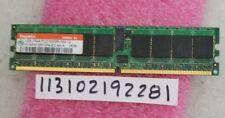 1GB PC PC2 DDR2 PC2-3200R DDR-400 3200 400 240PIN   RDIMM ECC-REG 1RX4 128X4