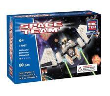 Space Fighter 4 BricTek Building Block Construction Toy Brick Space Team