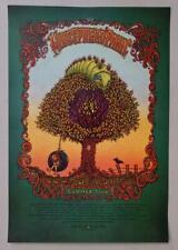 WIDESPREAD PANIC SUMMER TOUR 2010 SPUSTA ORIGINAL CONCERT POSTER WSP GREEN 2ND