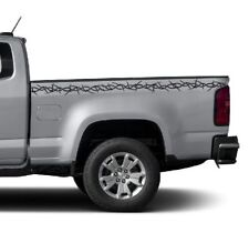 Barbed Wire 3M Vinyl Sticker Graphic Decal Stripe Truck Bed Chevy Colorado Ford
