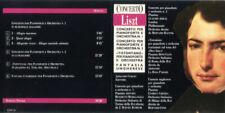 CD musicali classici e lirici pianoforte