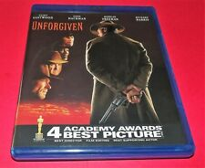Unforgiven (Mint Condition Blu-Ray Disc) + With Free Shipping