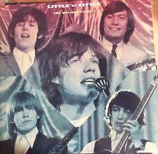 ROLLING STONES - LITTLE BY LITTLE  VINYL LP NEW MINT LTD NUMBERED BROWN VINYL