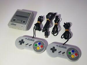 Console Classic Mini SNES
