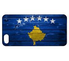 Coque iPhone SE Drapeau KOSOVO 02