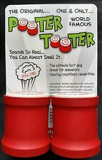 The Original  Pooter Tooter 2 PACK for $19.49 Ultimate Fart Gag
