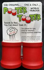 The Original  Pooter Tooter 2 PACK for $24.00 Ultimate Fart Gag
