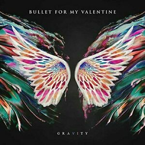 BULLET FOR MY VALENTINE - GRAVITY LIMITED EDITION CD (NEW/SEALED)