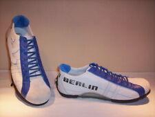 Scarpe sportive basse sneakers Cult bambino ragazzo shoe casual pelle bianche 37