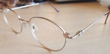 Unbranded Designer Eyeglass Frames Matte Gold 45 [] 19 135 mm