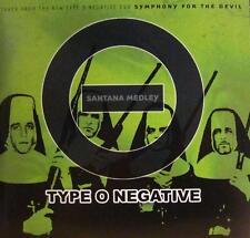 Type O Negative(CD Single)Santana Medley-2006-New