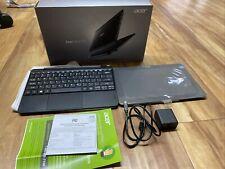 Acer One 10 S1003 Tablet Laptop Keyboard Atom x5 Z8350 2GB RAM 32GB Windows 10