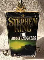 The Tommyknockers By Stephen King 1988 Paperback