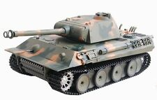 RC Panzer German Panther 1 16 Metallgetriebe Rauch Sound