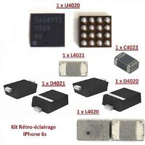 Kit Backlight Repair Motherboard iPhone 6s/6s Plus