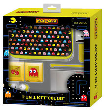 Pac-Man 7-in-1 Accessory Kit (3DS, DSi, DS Lite) IT IMPORT SHARDAN