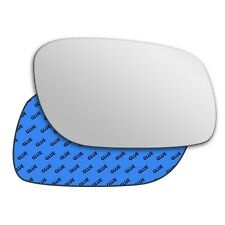 Right wing adhesive mirror glass for Lincoln Town Car 1998-2011 670RS