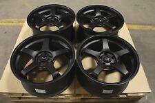 "Rota RT5 18"" Alloys Ford Focus RS ST ST225 Mondeo CMAX SMAX Volvo Jaguar 5x108"