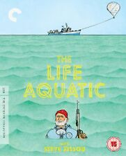 The Life Aquatic With Steve Zissou - The Criterion Collection (Restored) [Blu-