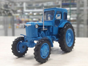 T-40A Tractor Sorokovka Soviet Farm Vehicle 1961 Year 1:43 Scale HACHETTE Toy