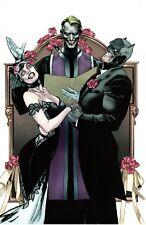"BATMAN #50 CATWOMAN WEDDING  ART PRINT SDCC 2018  CLAY MANN  11""X17"""