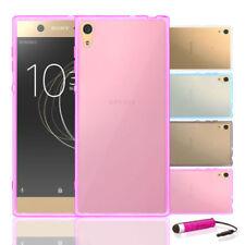 Étuis, housses et coques simple Sony Xperia L en silicone, caoutchouc, gel pour téléphone mobile et assistant personnel (PDA)