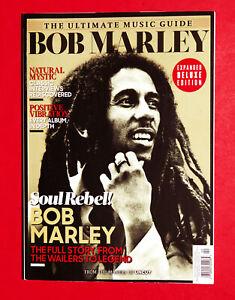 v2021 Uncut Magazine Ultimate Music Guide BOOK: BOB MARLEY - NEW
