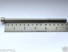 Titanium M8 x 150mm STEM bolt. half the weight of steel. Corrosion proof!