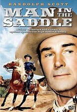 Man in the Saddle (DVD, 2005), NEW !!!