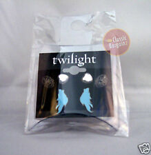 Twilight - Crest, Heart, Wolf Earrings Set of 3 NEW Cullen Crest studs