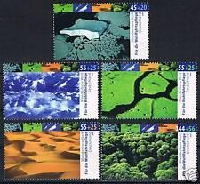 2423-2427 ** BRD 2004, Wohlfahrt. Wunderbare Welt