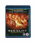 Red Cliff (Blu-ray Disc, 2009) The Special Edition Import Region B