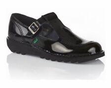 Chaussures plates et ballerines vernies Kickers pour femme