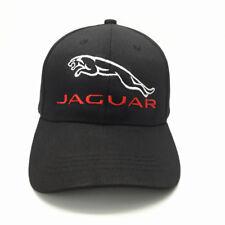 Men's Fashionable JAGUAR Baseball Cap car logo embroidered  Adjustable cap