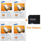 Samsung EVO 16GB 32GB 64GB 128GB Micro SD SDHC SDXC UHS-I Class 10 Memory Card
