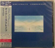 Dire Straits - Communique  SHM SACD (Single Layer, Remastered)