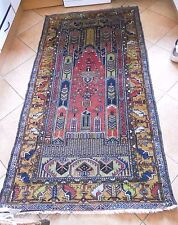 Mante Carpet from Anatolia 100 YEAR OLD, KASAK, caucasienne, Turquie,