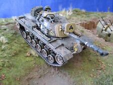 AE614 CORGI TOYS 1/50 M48 A3 PATTON TANK VIETNAM WAR US50305 69th Armor US Army