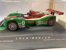 SPIRIT # 0 Green Lola-b2k/10 Silverstone 2000 Alms 1:32 Scale (new)