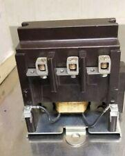 Vintage Cutler Hammer Ac Magnetic Contactor 208 240 Volt 50 Amp Fl 60 Res 3 Pole