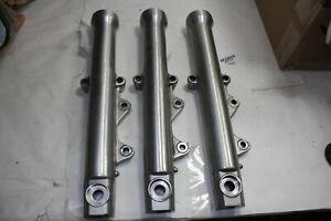 Harley OEM left side fork leg slider FXR Sportster XL Dyna FXRT FXRP EPS24016